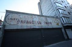 CALTEX Garage ???? (Ostende -Belgique)