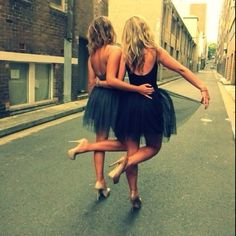 Always wished I could wear a tutu as an adult and get away w it!