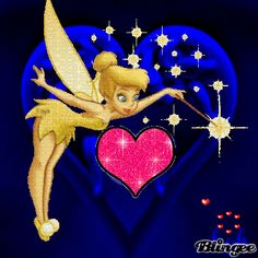 Spirit of Tinker Bell gif by: Hal Grey Hawk Brower Tinkerbell Gifts, Tinkerbell Pictures, Tinkerbell And Friends, Tinkerbell Disney, Peter Pan And Tinkerbell, Tinkerbell Fairies, Disney Fairies, Hades Disney, Art Disney