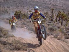 vintage desert fun