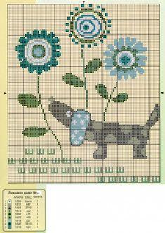 cross stitch (пёс)