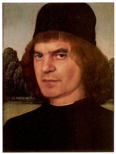 Me in Memling style