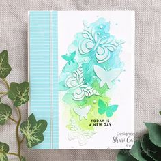 Beautiful Day: Simon Says Stamp Card Kit Reveal and Inspiration