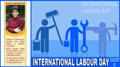International Workers' Day, also known as Labour Day in some places, is a celebration of laborers and the working classes that is promoted by the international labor movement, anarchists, socialists, and communists and occurs every year on May Day,