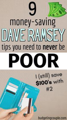 Budgeting Finances, Budgeting Tips, Money Tips, Money Saving Tips, Retirement Advice, Making A Budget, Money Saving Challenge, Dave Ramsey, Baby Steps