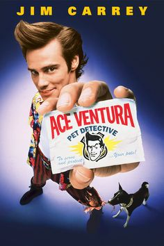 Watch Ace Ventura: Pet Detective : Movie Online He's Ace Ventura: Pet Detective. Jim Carrey Is On The Case To Find The Miami Dolphins' Missing. Streaming Vf, Streaming Movies, Hd Movies, Movies Online, Movie Tv, Hd Films, Comedy Films, Movie List, Jim Carrey