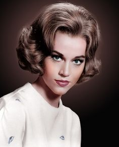 Jane Fonda 1964 // photo by Virgil Apger | Flickr: