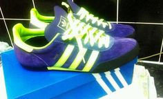 premium selection 59102 893b5 ADIDAS-SHOT-IN-GREAT-COLOURWAY-JAP-ATHEN-RARE-