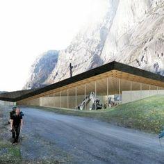 Superunion Architects & Powerhouse Company | Jøssingfjord Museum