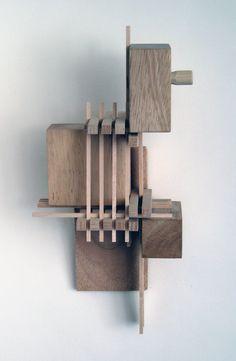 fabriciomora: Abstract Sculpture Inspired by... at Sixten Sason in wonderland