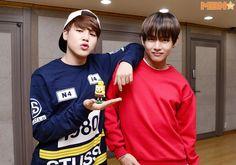 Chimchim and Tae