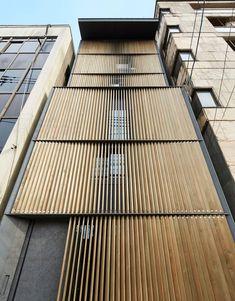 Ресторан с деревянными жалюзи в Киото | Архитектура в журнале AD | AD Magazine