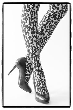 Ash shoes from Niche, Leopard Tights from Jonathan Aston