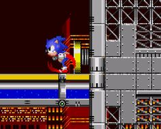 gif gaming mine sonic sega sonic the hedgehog sega genesis Mega Drive The Legend Of Zelda, V Games, Best Games, Mega Drive 2, Sonic The Hedgehog, Marvel Cross Stitch, Dragon Age Romance, Sonic Unleashed, Chemical Plant