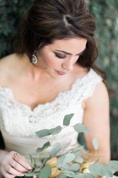 DIgital light mastin labs  Moody Outdoor Bridal Inspiration