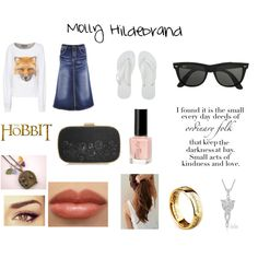 """""""Molly HIldebrand"""" by lulu-h-12 on Polyvore"""