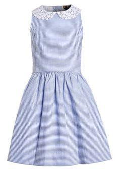 Polo Ralph Lauren - Juhlamekko - blue/white