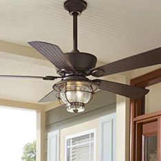 147 Best Outdoor Ceiling Fans Images On Pinterest In 2018