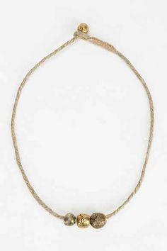 Cold Picnic Saltation Necklace