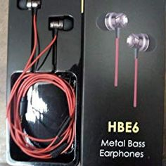 169e32ccd92 PTron HBE6 in-Ear Wired Headset with Mic: Amazon.in: Electronics