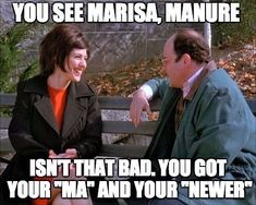 MANURE is not really that bad...