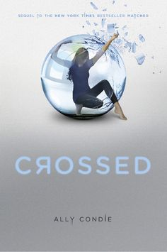 Crossed - could hardly put it down without wanting to know what comes next! Sooo good! Can't wait till the last one comes out next year!