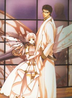 Suu & Kazuhiko, Clover