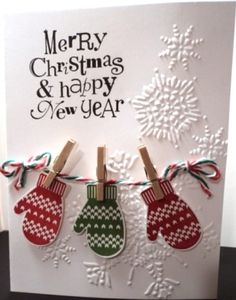 Christmas card by hues
