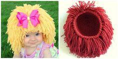 yarn wig