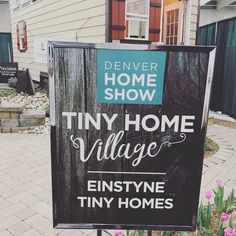 Day one begins at the #Denver #homeshow ! . . . . #tinyhouse #tinyhousemovement #tinyhousenation #tinyhouseliving #tinyhome #tinyhouses #tinyhomes #tinyhouseonwheels #thow #offthegrid #tiny #small #minimalism #simple #house #home #construction