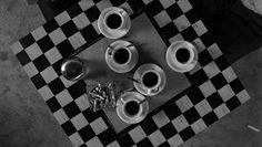 COFFEE AND CIGARETTES (2003) DP: Ellen Kuras, Robby Müller, & others | Dir: Jim Jarmusch