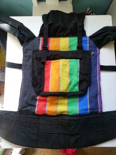 The Busy Bug Life: Tutorial: Customize your Ergo Baby Carrier