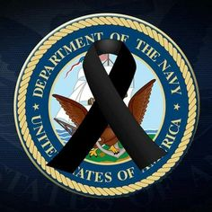 US Navy Identifies Seven Deceased Fitzgerald Sailors Navy Mom, Us Navy, Respect The Flag, Department Of The Navy, Blue Flag, Navy Military, Fallen Heroes, Lost Love, Volkswagen Logo
