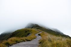 Panorama : Puy Mary before the storm, Cantal, France ,  #auvergne #cantal #cloud #dp2q #fog #france #mountain #puymary #quattro #sigma #storm #volcano