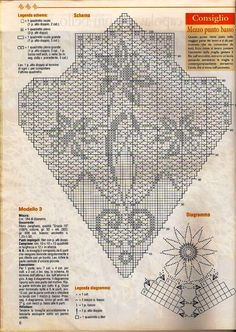 World crochet: Tablecloth 94