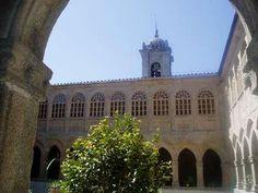 Claustro del convento Sarria