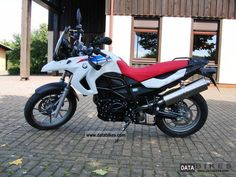 bmw motorcycles f 800 GS | 2010 BMW F 650 GS ABS 2-cylinder 800 30 years of GS Motorcycle Enduro ...