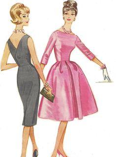 Costume robe rock 39 n roll luxe femme ann es 50 60 - Deguisement audrey hepburn ...