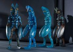 宇宙忍者的最強必殺技!巴爾坦星人 分身組合 バルタン星人 分身体セット | 玩具人Toy People News