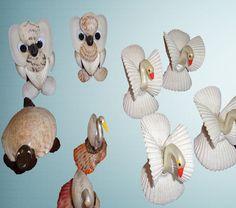 figuras de conchas - Google Search