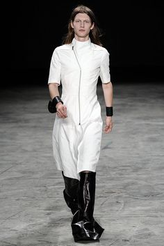 Rick Owens   Spring 2011 Menswear Collection   Style.com