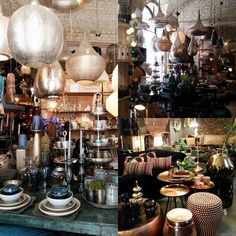 And Goahome/Goamama? Good heaven! It was beautiful. It felt like my old shop but on serious steroids. It was exactly how we dreamed it would be @planetcarol129. Swoon!  #goahome #goamama #homedecor #gorgeousboutique #highstyle #designporn #travel #europe2016 by flocksouth