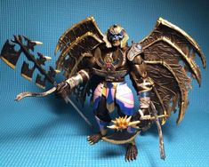 King Scare-Ab-Us (Masters of the Universe) Custom Action Figure