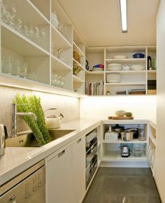 Scullery pantry