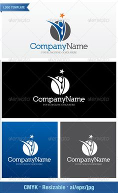 The Social Life - Logo Design Template Vector #logotype Download it here: http://graphicriver.net/item/the-social-life/3023081?s_rank=418?ref=nesto