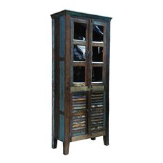 Azrou Tall Cabinet >> Gorgeous piece.