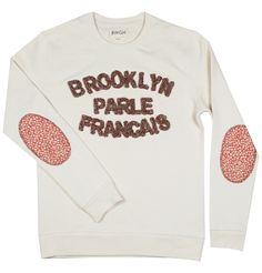 BWGH Brooklyn Parle Francais Sweatshirt