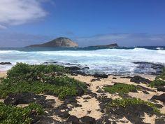 Makapu'u Beach Park sur l'île d'Oahu