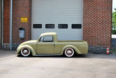 More retro goodness in the form of the VW Type 1.
