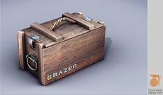 Wooden_Ammo_Box, Theresa Schlag on ArtStation at https://www.artstation.com/artwork/wooden_ammo_box